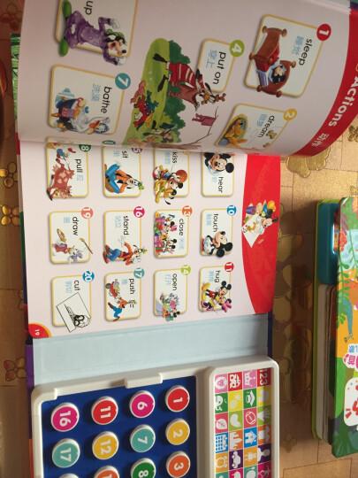 迪士尼英语认知发声书:我的第一本英语发声词典(LEVEL3 迪士尼英语家庭版) 晒单图