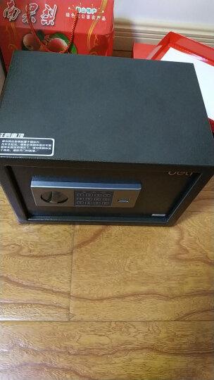 得力(deli)保险柜 高62cmWifi联网防盗保险箱 APP操控 警报远程推送16886 晒单图