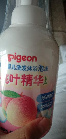 贝亲(Pigeon) 婴儿香皂 液体香皂 宝宝香皂 儿童香皂 100ml IA120 晒单图