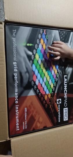 诺维逊 打击垫 launchpad MINI RGB MK2 PRO电音DJ音乐控制器MIDI键盘 launchpad PRO 晒单图