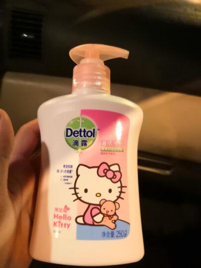 滴露Dettol健康抑菌洗手液植物呵护500g 抑菌99.9% 儿童洗手液 晒单图