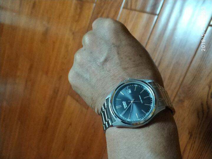 卡西欧(CASIO)手表 大众指针系列 石英男表 MTP-1183A-7A 晒单图