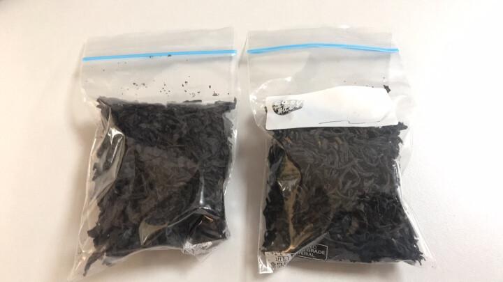 易优家 食品袋密封袋 小号保鲜袋加厚密实袋两种尺寸36条 小小袋 晒单图