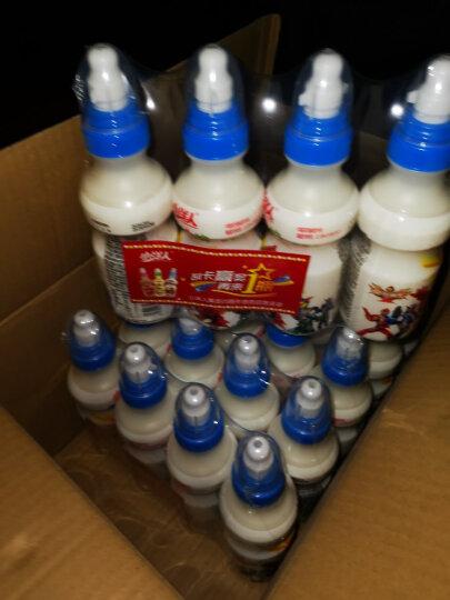 小洋人 钙铁锌发酵型乳酸菌奶饮品妙恋儿童牛奶酸奶乳饮料 200ml*24瓶/箱 草莓味 晒单图