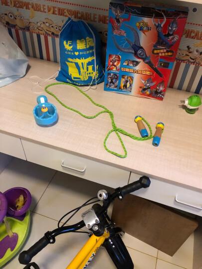 美乐(JoanMiro)儿童跳绳 幼儿卡通棉木质跳绳蓝色户外运动玩具JM10186 晒单图