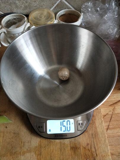 香山电子厨房称烘焙秤EK3550-31P带托盘(银色) 晒单图
