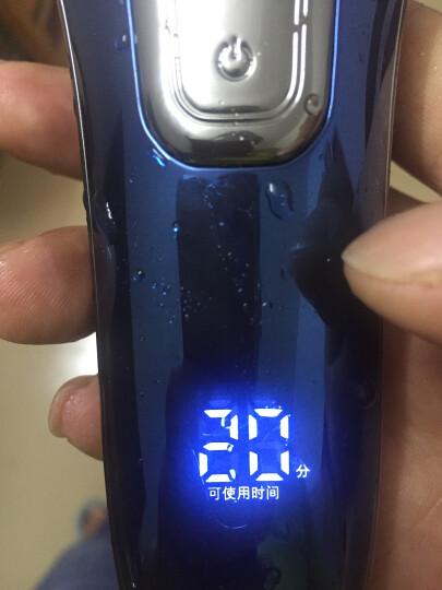 飞科(FLYCO)智能电动剃须刀全身水洗智能电动刮胡刀FS375 晒单图
