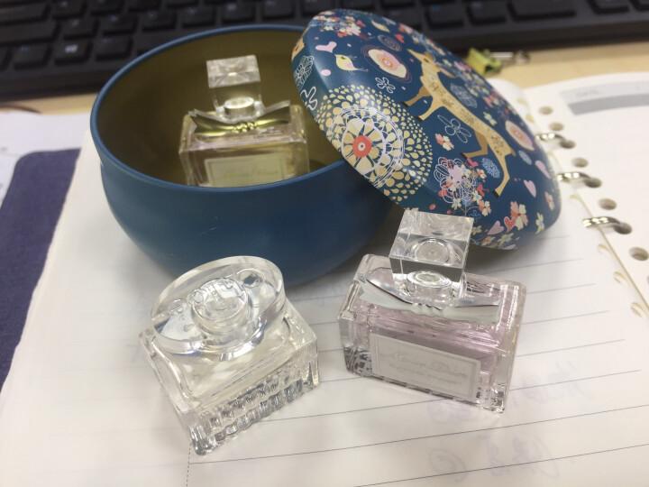 迪奥(dior) 【专柜行货】Dior迪奥香水小样套装 粉红魅惑5ml小样*3送礼盒+喷瓶+滴管 晒单图