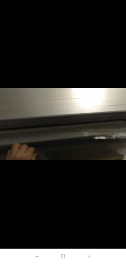 尊贵(ZUNGUI)210升卧式冰箱家用 抽屉式小型多门橱柜嵌入式矮电冰箱 BCD-210CV 实体门酷金 晒单图