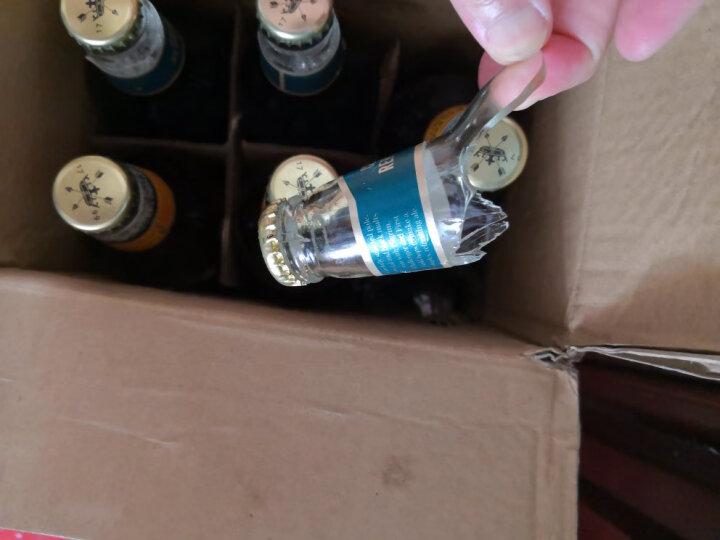 格林王(GreenKing)英国原装进口 精酿IPA啤酒 双头魔烈性三料淡艾尔 330ml*6瓶 整箱装 晒单图