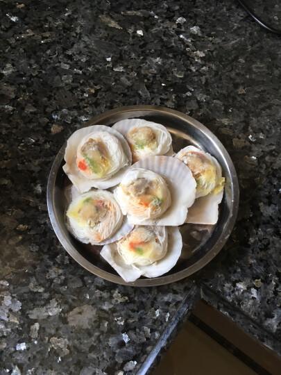 协东盛 浦之灵 扇贝肉柱400g(60-80枚) 冷冻海鲜水产 晒单图