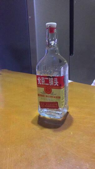 永丰牌北京二锅头白酒出口型小方瓶永丰二锅头42度500ml清香型白酒42°纯粮食酒 出口小方瓶 三色6瓶装 礼盒装 晒单图