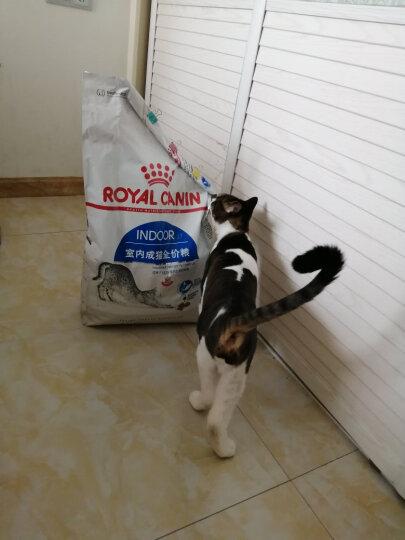 ROYAL CANIN 皇家猫粮 I27 Indoor27室内成猫猫粮 全价粮 10kg 减少粪便异味 促进肠道毛球排出 晒单图