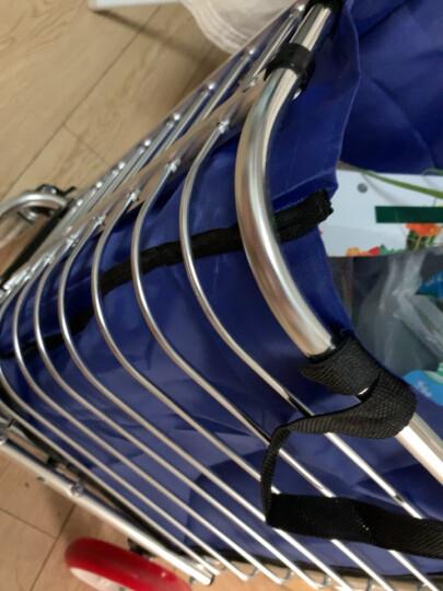 新越昌晖铝合金便携折叠购物车超市买菜车爬楼小拉车小推车行李车拉货车手拉车F2016-9 晒单图