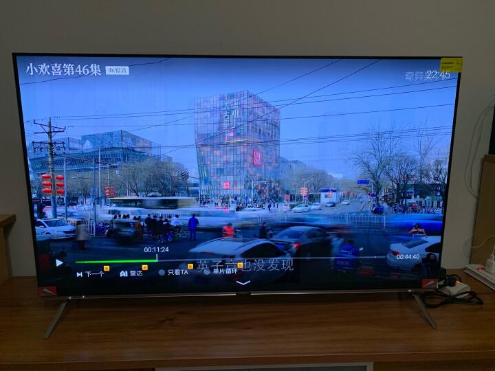 创维(SKYWORTH)55R8 55英寸超薄护眼OLED HDR全面屏 27核人工智能语音 蓝牙网络WIFI 自发光电视机 晒单图