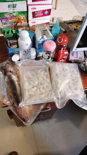 丰度 冷冻青虾仁 500g 盒装 大虾肉海鲜 晒单图