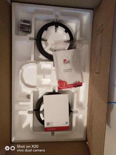 红日(RedSun)热水器 燃气热水器 12L强排式 精控恒温12DB(J) 故障自检 舒心沐浴 仅售天然气 晒单图