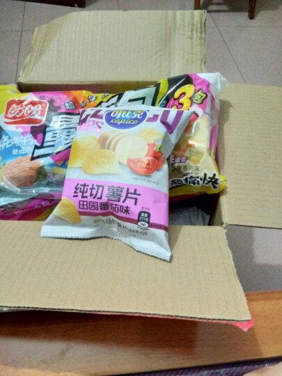 好巴食 休闲零食 四川小吃 海带香辣味Q豆腐干95g/袋 晒单图