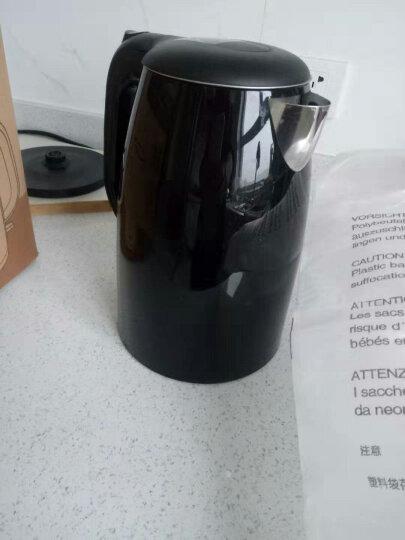 苏泊尔(SUPOR)电水壶热水壶 1.5L双层防烫电热水壶 304不锈钢烧水壶 SWF15E06A-180 晒单图