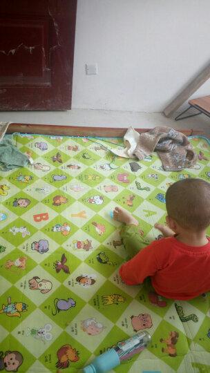 贝博氏爬行垫WTKT054便携款双面宝宝爬爬垫环保防滑地垫游戏毯(1.8米*1.6米) 晒单图