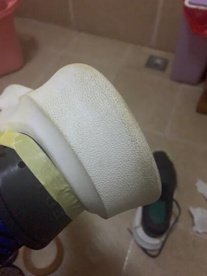 夏逸  小白鞋清洁剂洗鞋擦鞋刷鞋神器球鞋运动鞋旅游鞋去黄边增白去污清洗剂 赠品 晒单图