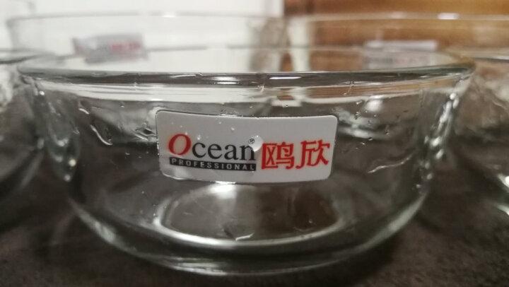 哲韵原装进口玻璃碗微波炉碗沙拉碗饭碗泡面碗汤碗料理碗家用套装 实用六件套 晒单图