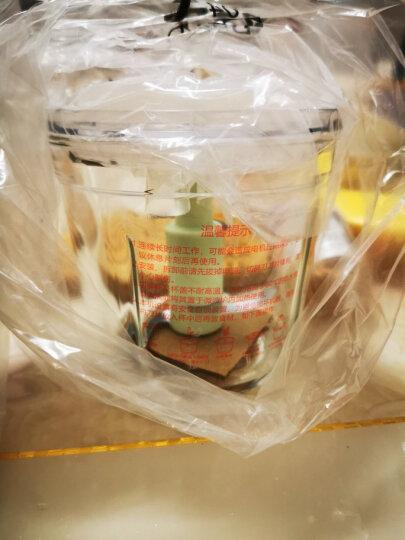小熊(Bear)绞肉机家用电动多功能小型婴儿辅食机榨汁机料理机搅拌机双杯双刀迷你碎肉绞馅肉QSJ-B02X5 0.6L 晒单图