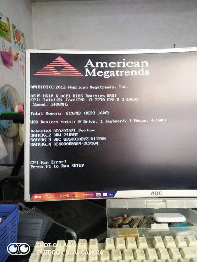 华硕(ASUS) H61M-K 三代h61主板 LGA1155电脑主板 支持3240 3470 晒单图