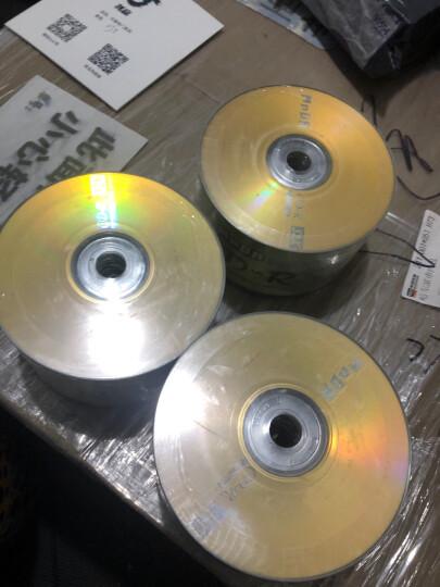 铭大金碟(MNDA)CD-R空白光盘/刻录盘 江南水乡系列 52速700M 50片桶装 晒单图