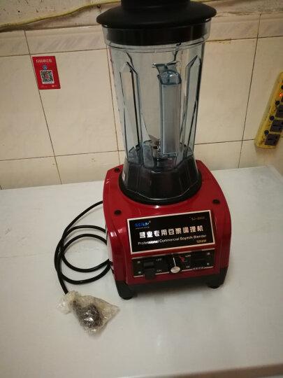 瑟诺(SERO)豆浆机商用现磨全自动大容量无渣家用免过滤磨浆机 SJ-B50R 晒单图