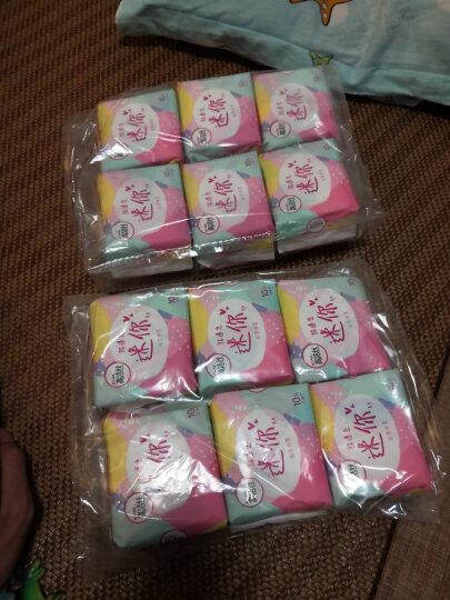 高洁丝Kotex 迷你190mm超薄直条卫生巾护垫10片*6包  晒单图