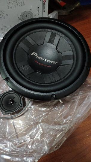 先锋 TS-W261D4 汽车音响超低音喇叭 10寸 无源低音扬声器 低音炮 晒单图