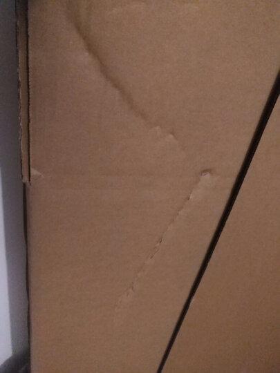 巨惠包装搬家纸箱加厚加硬五款尺寸可选  装书包装纸箱打包纸箱纸壳箱纸箱子纸皮箱搬家箱 牛皮纸色 D款 60*40*50cm 晒单图