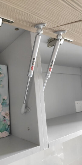 海蒂诗(Hettich)液压杆支撑杆气撑床橱柜上翻门气压杆气动弹簧伸缩杆 晒单图