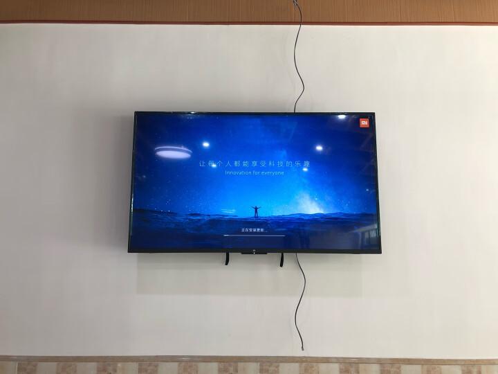 艾美 DF70-T(55-75英寸)电视挂架 电视架 电视机挂架 电视支架 壁挂仰角可调 夏普长虹小米海信飞利浦 晒单图