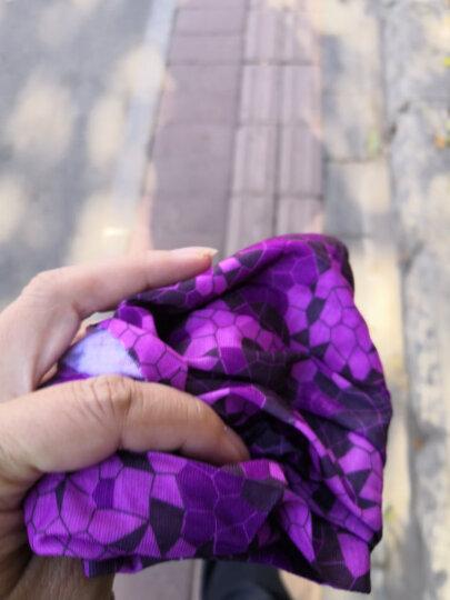 TUTNGEAR 途腾骑行面罩 脖套围巾 魔术头巾 户外运动 自行车 速干无缝跑步 旧报纸 晒单图