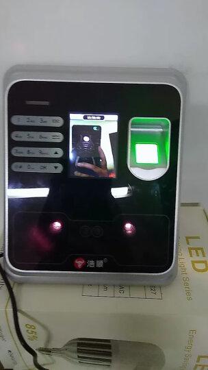 浩顺(Hysoon)新F3969P掌纹人脸指纹考勤机WIFI网络打卡机门禁手机APP签到异地智能管理 3969TWB(无线联网+手机APP+内置电池) 晒单图