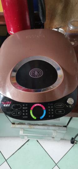 苏泊尔(SUPOR)电饼铛家用 双面加热煎烤机烙饼锅煎饼铛加深烤盘可拆洗JD30R645智能火红点 晒单图