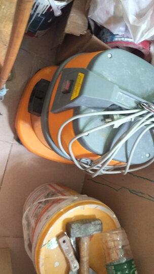 15升吸尘吸水机家用吸尘器酒店宾馆客房吸尘机不锈钢桶BF500 晒单图