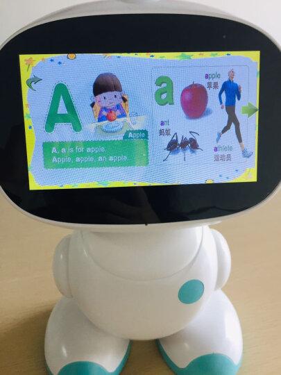 诺巴曼(NuoBaMan) 7英寸超清触屏i7人工智能机器人学习机器人早教机3-12岁教育儿童机器人 7英寸超清触屏儿童学习智能机器人i7 晒单图