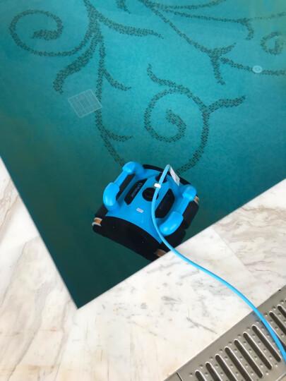 POOLMATE游泳池自动吸污机水下吸尘器水龟水池底清洁机器人无人机设备过滤吸污机可爬墙 ICH-200 晒单图