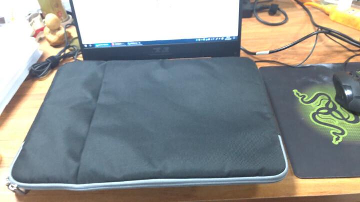 奥维尼 笔记本内胆包15.6英寸联想ThinkPad X1隐士华为小米联想轻薄戴尔灵越电脑包 BM-156灰色 晒单图