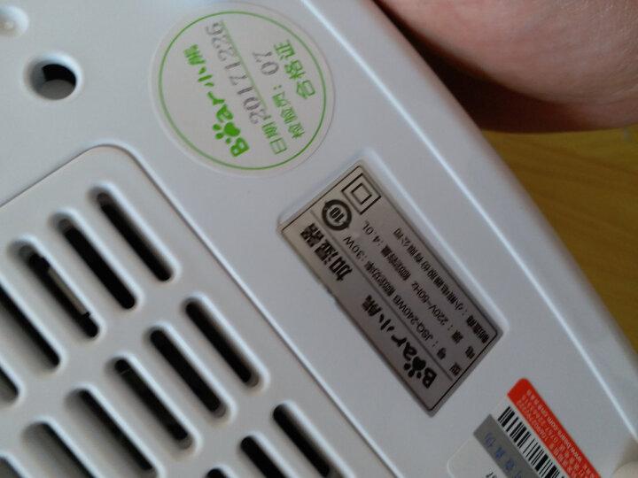 小熊(Bear)加湿器 4L 智能恒湿 家用 办公室 迷你 卧室 客厅 静音加湿JSQ-240WB 晒单图