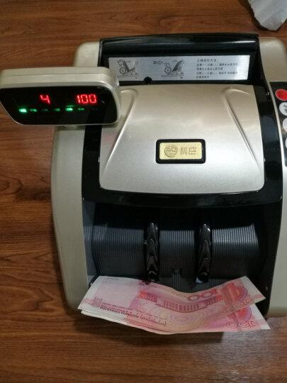 科密(comet)验钞机 2019年新版人民币智能点钞机 B类点钞机 免升级新旧混点 B1+ 晒单图