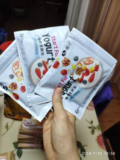 尚川益享10菌酸奶发酵菌粉(小熊酸奶机推荐)益生菌粉乳酸杆菌酸奶粉家用自制酸奶发酵剂双歧杆菌小包10克 晒单图