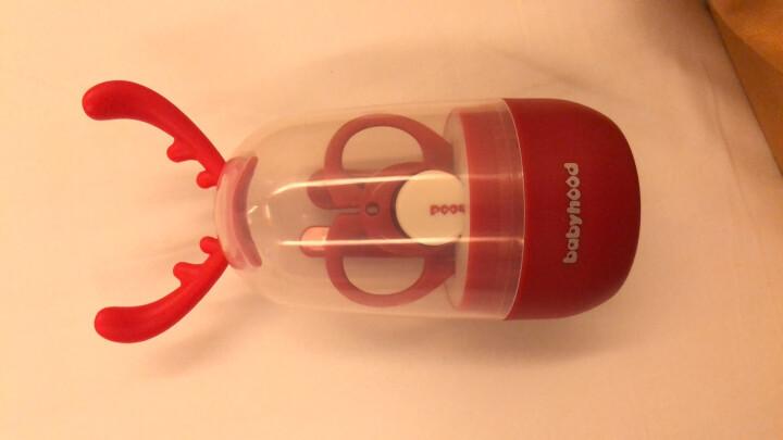 世纪宝贝(babyhood)奶瓶收纳箱 婴儿用品收纳盒 天蓝色 BH-801 晒单图