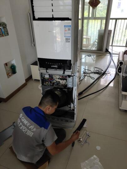 格力(GREE)3匹 京炫 大风量 定频 快速冷暖 立式方柜 客厅家用空调立式柜机KFR-72LW/(725891)NhAbD-3 晒单图