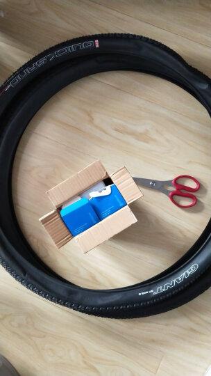 BestRoo自行车摩托车电动车轮胎修理补胎工具包山地公路车轮胎修理工具迷你便携应急爆胎组 晒单图