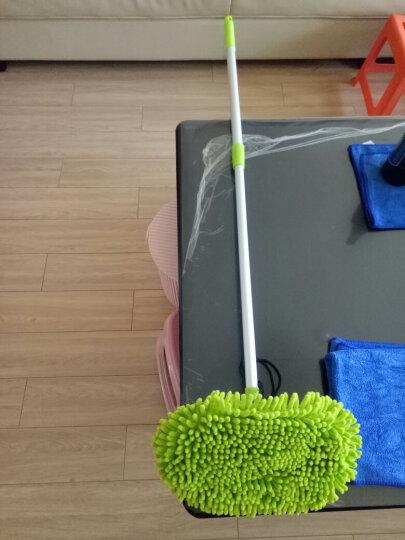 卡饰社(CarSetCity)雪尼尔长杆可伸缩洗车拖把 刷车刷子 汽车除尘掸擦车拖把洗车刷 晒单图