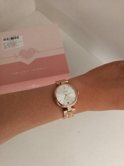 罗西尼(ROSSINI)手表典美系列石英皮带女表516734G01C 晒单图